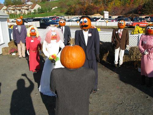 Pumpkintown Wedding