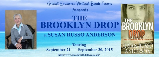 Readalot Blog Tour The Brooklyn Drop By Susan Russo