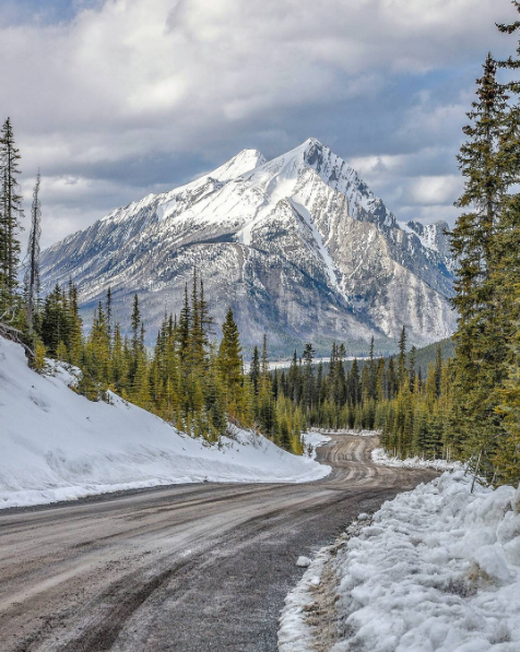 Top 7 road trips across Alberta you need to take this winter