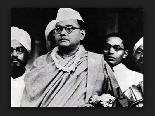 Subhas Chandra Bose: Netaji didn't die in air crash, says secret French report | India News - Times of India