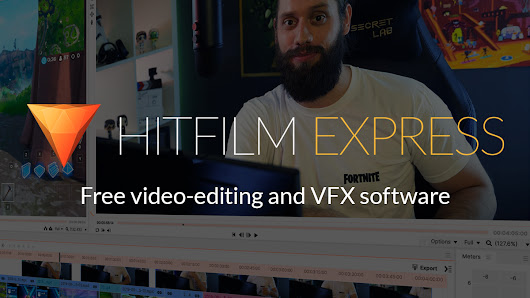 HitFilm Express: Free editing & VFX software - fxhome.com