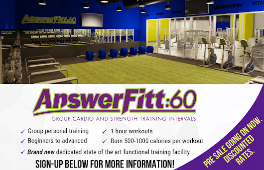 Pump Up Your Workout with Answerfitt:60