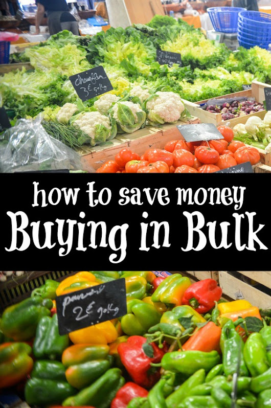Ways to Save Money by Buying in Bulk (Plus What Not to Do) - Everybody Loves Your Money