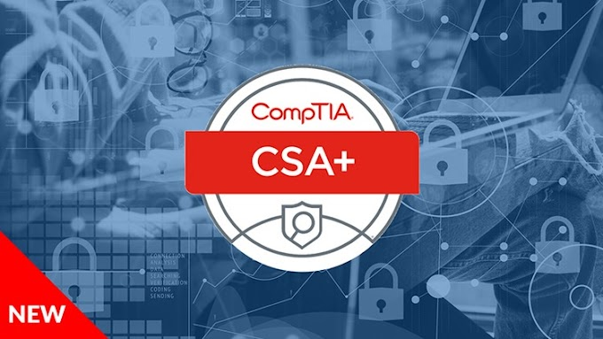 [100% Off UDEMY Coupon] - CompTIA Cyber Security Analyst (CySA+) Practice Exams 2019