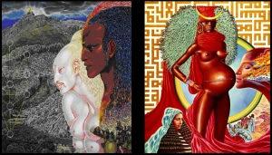 Divine Masculine and Divine Feminine
