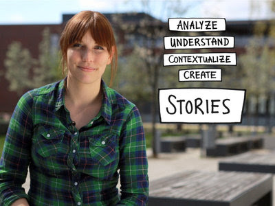 Future of Storytelling Course | Education. Online. Free. | iversity