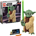 Lego Star Wars 75255 Attack of The Clones Yoda Building Set (1771 Pcs)