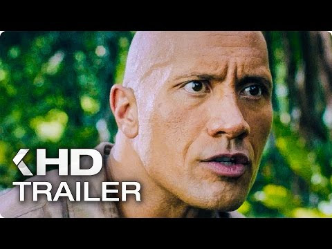 Jumanji 2 theatrical trailer - New Movies A TO Z