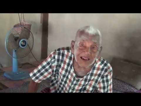 ลูกหลานแห่เยี่ยมทวด อายุยืน 103 ปี อ.คลองท่อม  จ.กระบี่  เพื่อขอพรเนื่องในโอกาสส่งท้ายปีเก่าต้อนรับปีใหม่(มีคลิป)