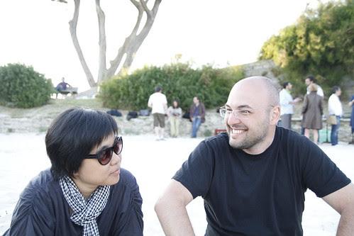 Eva and Alessandro