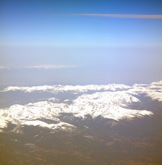 Over The Rocky Mountains!