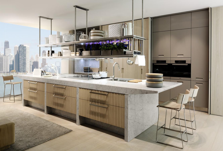 Modern Italian Kitchen Design From Arclinea | smiuchin