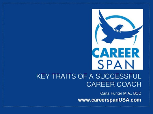 Key Traits of a Successful Career Coach