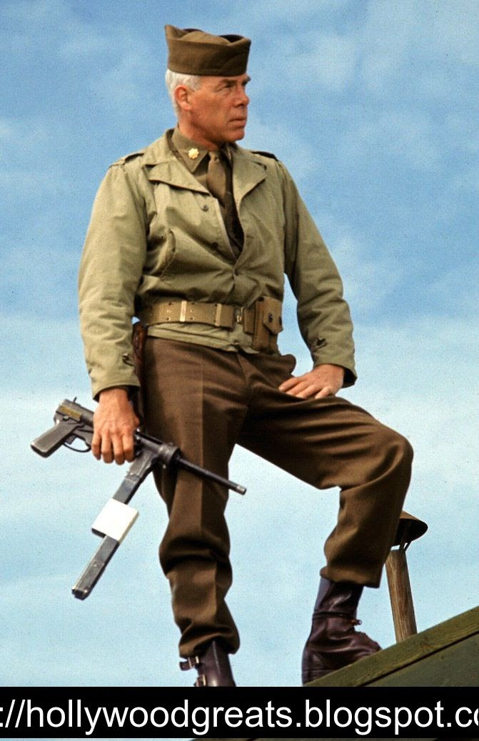 lee marvin in the dirty dozen