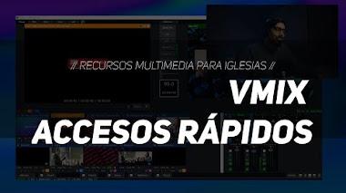 Vmix // Accesos rápidos - Hotkeys