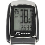 Serfas 9-Function Wired Cycling Computer - SI-10