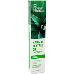 Tea Tree Oil Toothpaste - Fennel by Desert Essence 7 Ounces