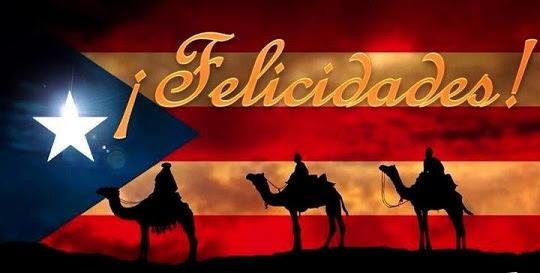 Happy Three Kings Day!  Rincon Vacations