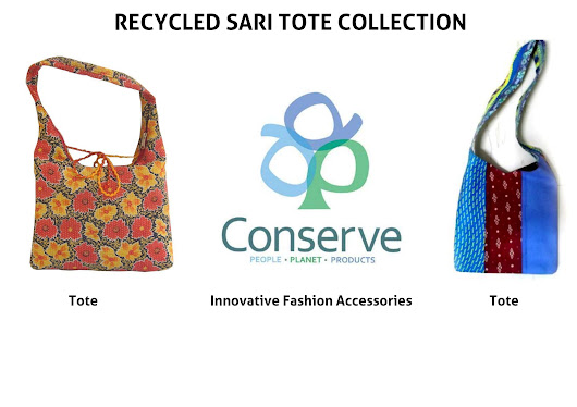 Recycled Saree Tote Collection!!!!!!!