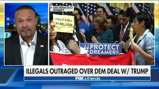 Bongino on 'Dreamers' Confronting Pelosi: 'A Dumb Strategy All Around'
