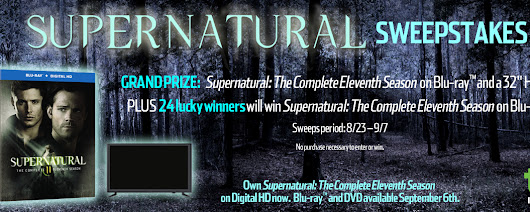 Supernatural Sweeps