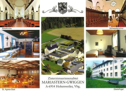 Zisterzienserinnenabtei Mariastern-Gwiggen
