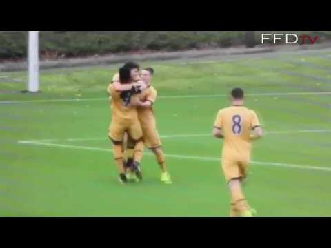 VIDEOS: Spurs starlet Shashoua scores goal and shows his skills
