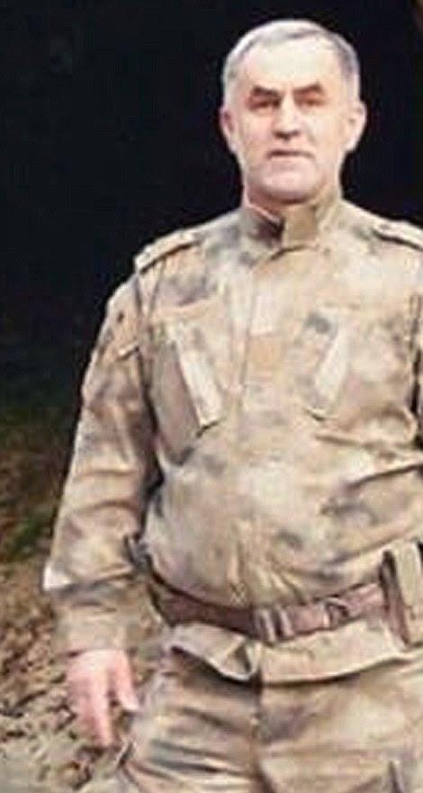 police chief Nazhud Guchigov