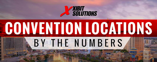 Las Vegas Convention Locations by the Numbers | Xibit Solutions