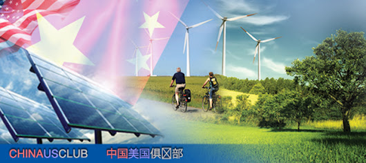 "Energy and Climate so interconnected - Reported by the CHINA-US Club | Theodore ""Ted"" Venners  温立斯"
