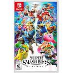 Super Smash Bros Ultimate Ultimate Edition - Nintendo Switch