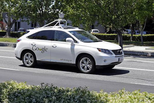 The Self-Driving Car and the Coming Revolution in Auto Insurance - WSJ