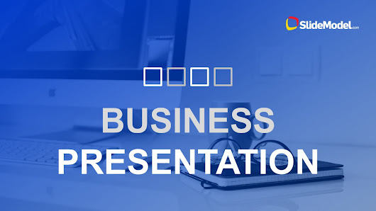 Clean Business Presentation Template for PowerPoint - SlideModel