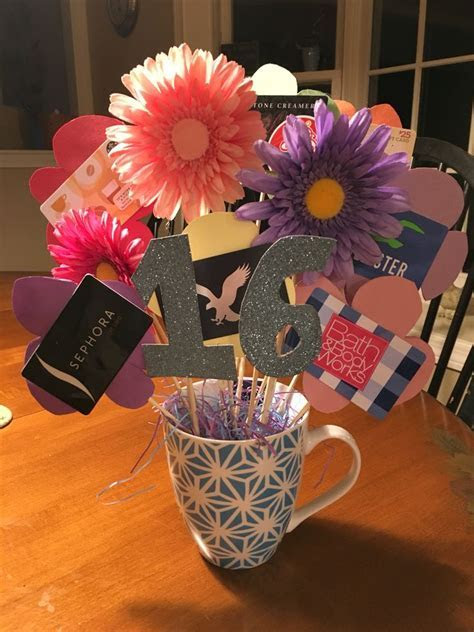 25  Best Ideas about Sweet 16 Gifts on Pinterest   16