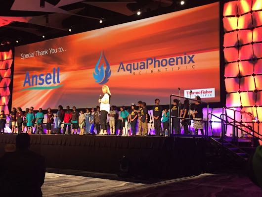 Our 7th Award of Excellence! - AquaPhoenix Scientific