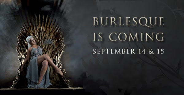 Blacklist Burlesque Presents Burlesque Is Coming A Tribute To The