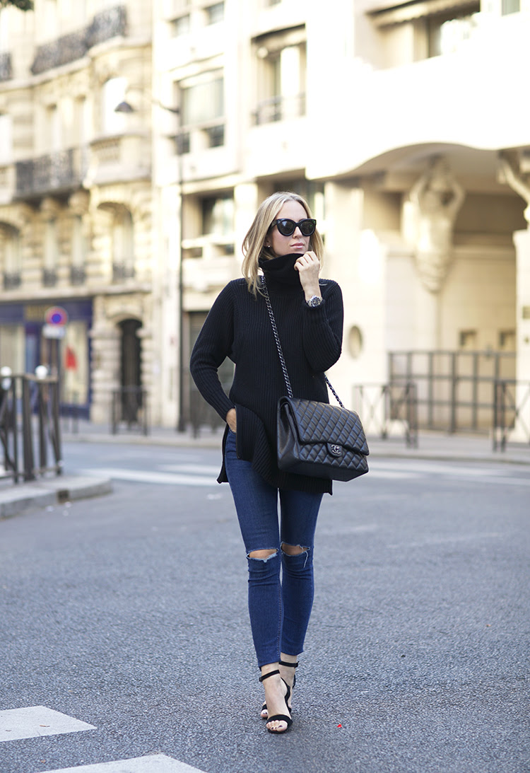 the roll neck and turtleneck trend… outfits we'd wear