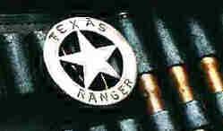 Distintivo dos Rangers do Texas