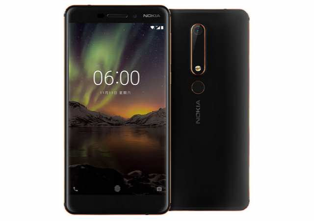 Nokia 6 (2018) with Snapdragon 630 Chipset, Bluetooth 5 Announced
