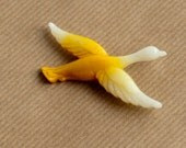 Yellow Bird Brooch Bird - broesj