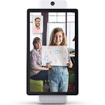 Facebook Portal+ Smart display - Wireless - White