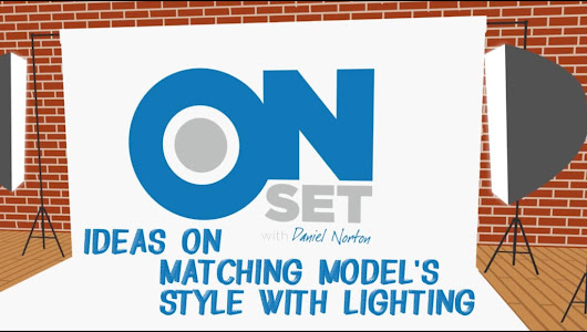 Ideas On Matching Model's Style with Lighting | FD Photo Studio