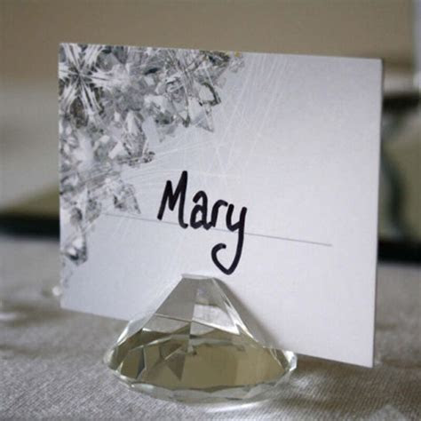 Online Get Cheap Crystal Place Card Holders  Aliexpress