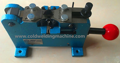 Manufacturer Of Cold Pressure Welding Machine And Welding Die Conductors And Cables Welding Machine With 30 Years