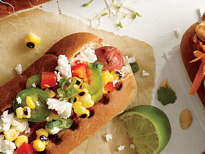 Crowd-Pleasing Hot Dogs