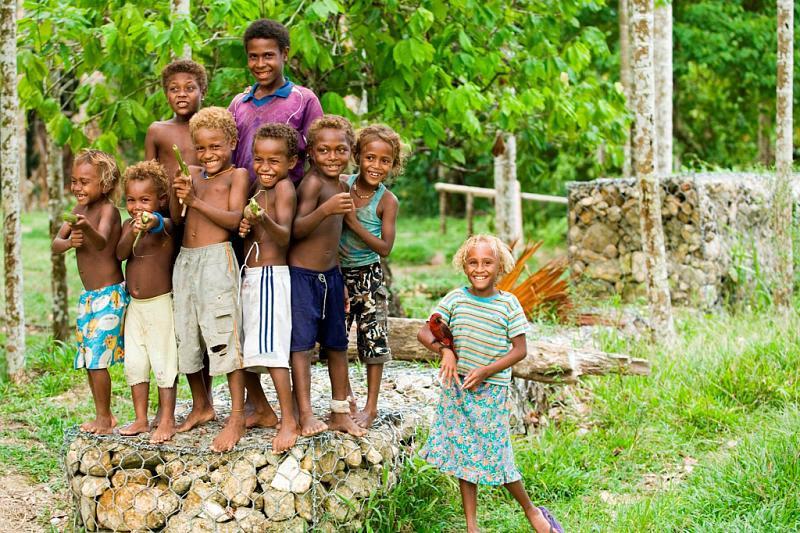 Learn melanesian pidgin