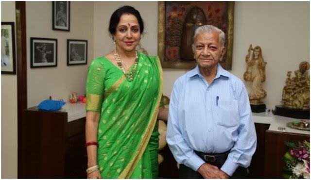 हेमा मालिनी के निजी सचिव की कोरोना वायरस से हुई मौत, ट्विटर पर दी भावभीनी श्रद्धांजलि