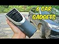Car Gadgets Put To The Test - Video