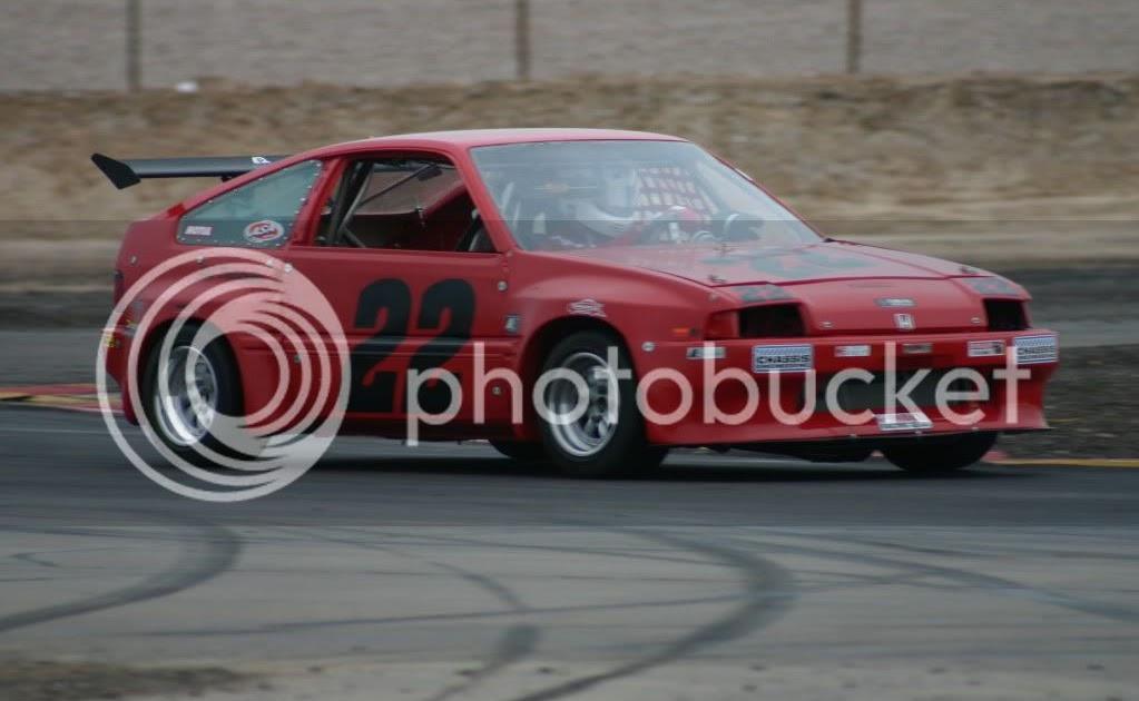 Gubadukes Wow Dream Crx Race Car Fs