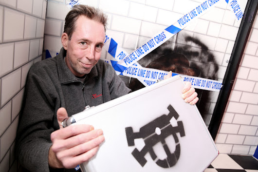 Why did this man go from magician to escape game creator?